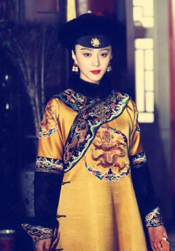 Đừng mải chê Phạm Băng Băng dở hơn Châu Tấn, nàng Kim Tỏa từng đóng Như Ý - Kế Hoàng hậu đây này!  - Ảnh 10.