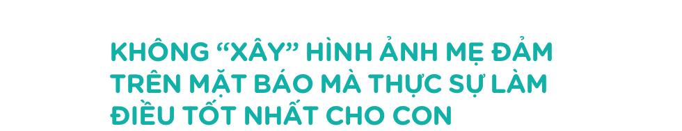 """Hoa hậu Jennifer Phạm: """"Chỉ tập trung làm điều tốt nhất cho con, không thể làm hài lòng tất cả!"""" - Ảnh 1."""