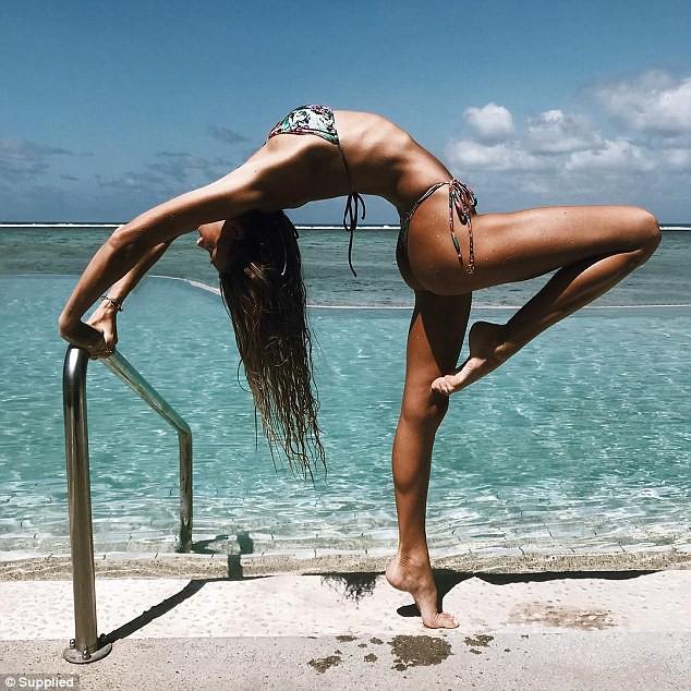 Yoga đã cứu sống người đẹp này: Từ chỗ trầm cảm với cảm giác vô dụng trở thành ngôi sao có tới 1,4 triệu lượt follow trên mạng xã hội - Ảnh 5.