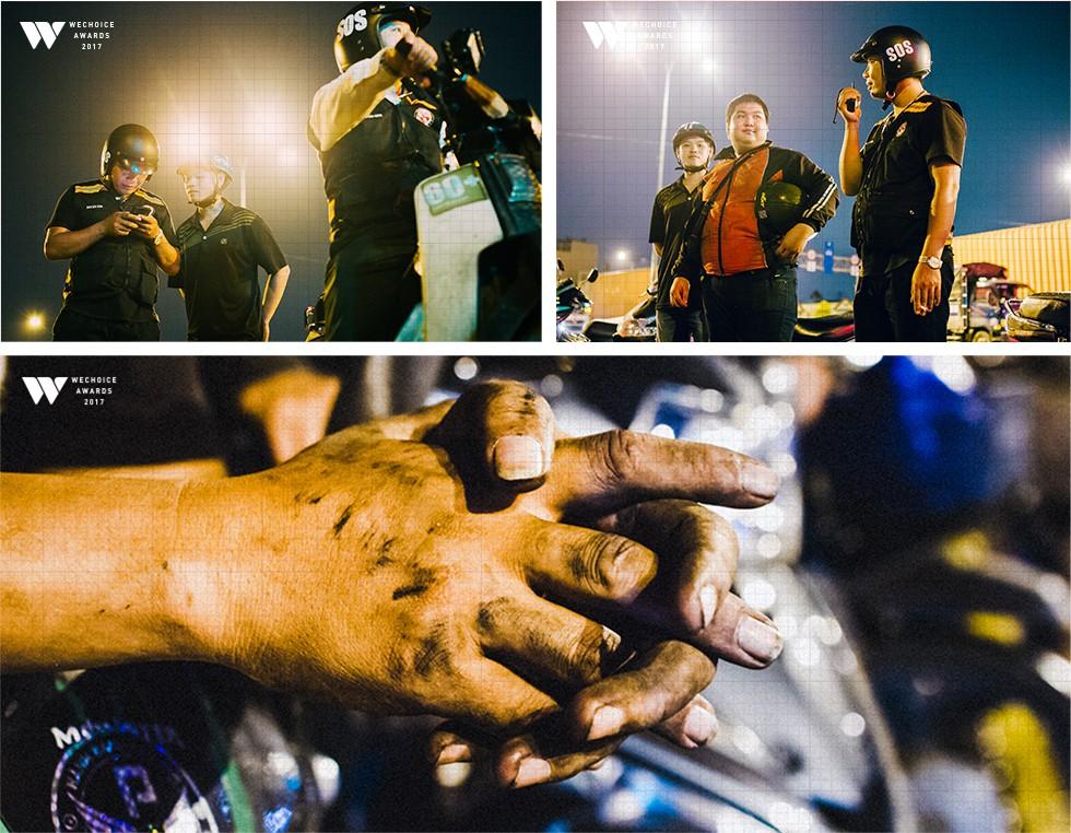 Những chàng trai bao đồng trong biệt đội cứu hộ miễn phí lúc nửa đêm ở Sài Gòn: Chuyện nhỏ xíu thôi mà! - Ảnh 12.