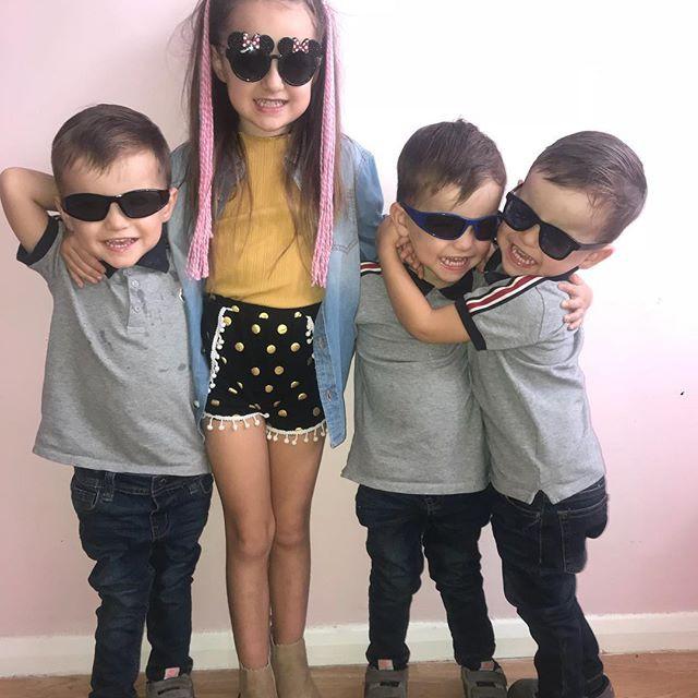Hiếm thấy: Cặp sinh ba tự nhiên cùng gen, giống nhau như 3 giọt nước, đến bố mẹ cũng khó phân biệt - Ảnh 24.