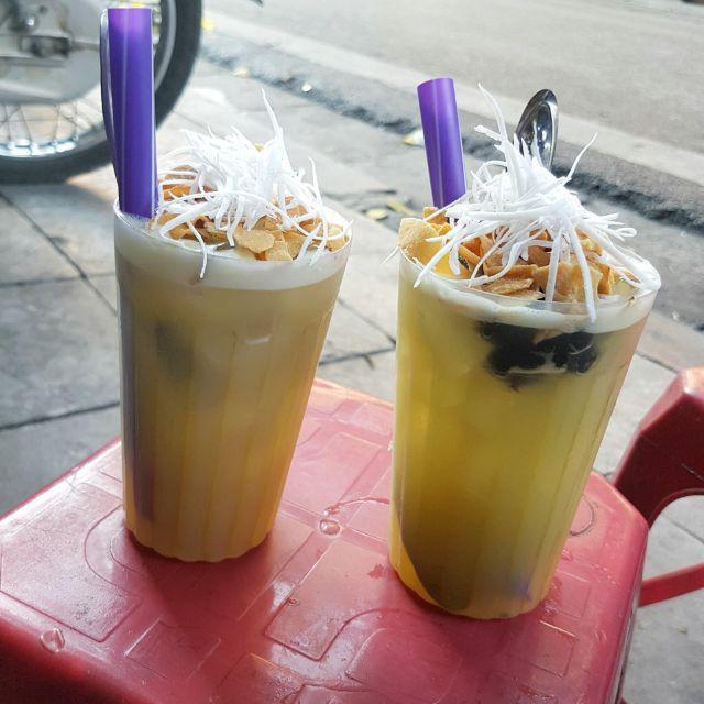 Co nguoi khoe series nhung mon man co tran chau, nao xao trung nao nau canh, dan mang to mo: An xong co