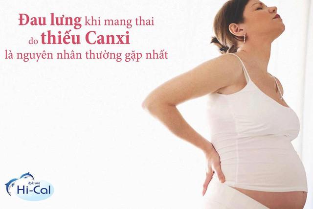 Chứng đau lưng khi mang thai - Nguyên nhân và 5 cách xử trí hữu hiệu - Ảnh 2.