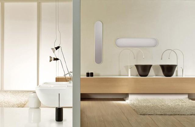 Bí quyết lựa chọn thiết bị vệ sinh cho không gian phòng tắm tiện nghi - Ảnh 1.