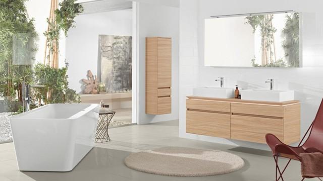 Bí quyết lựa chọn thiết bị vệ sinh cho không gian phòng tắm tiện nghi - Ảnh 4.