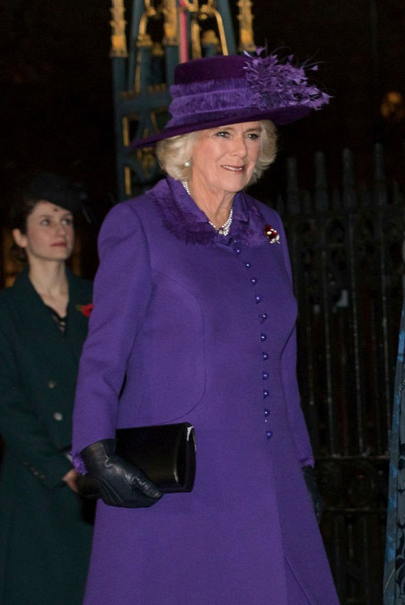 """Không dưới 3 lần """"đụng"""" đồ rực rỡ với Nữ hoàng Anh, bà Camilla chính là nữ nhân Hoàng gia duy nhất dám làm vậy - Ảnh 2."""