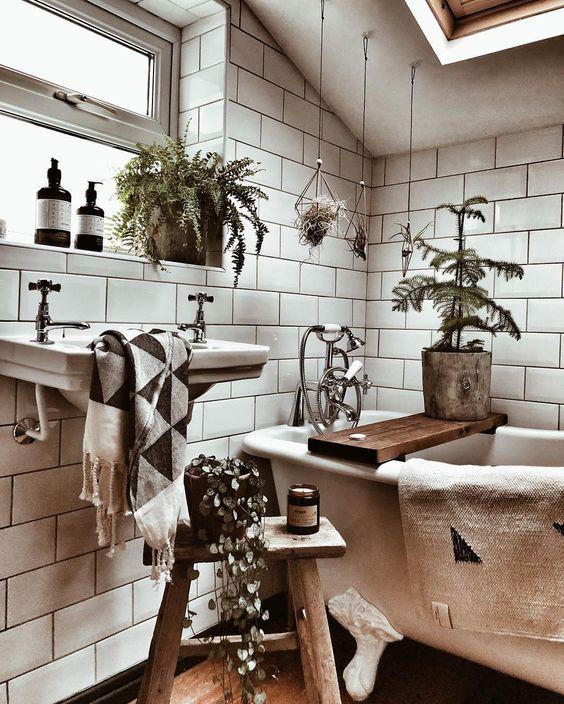 Đem cây xanh vào phòng tắm, xu hướng đang hot hiện nay, trông thì rườm rà nhưng lại đơn giản hơn bạn nghĩ! - Ảnh 1.