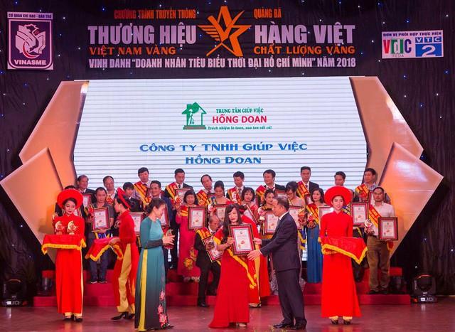 Trung tâm giúp việc Hồng Doan xây dựng thương hiệu từ chữ Tín - Ảnh 3.