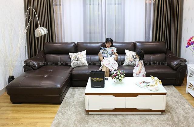 """Cách chọn ghế sofa góc đẹp """"chuẩn không cần chỉnh"""" từ chuyên gia - Ảnh 1."""