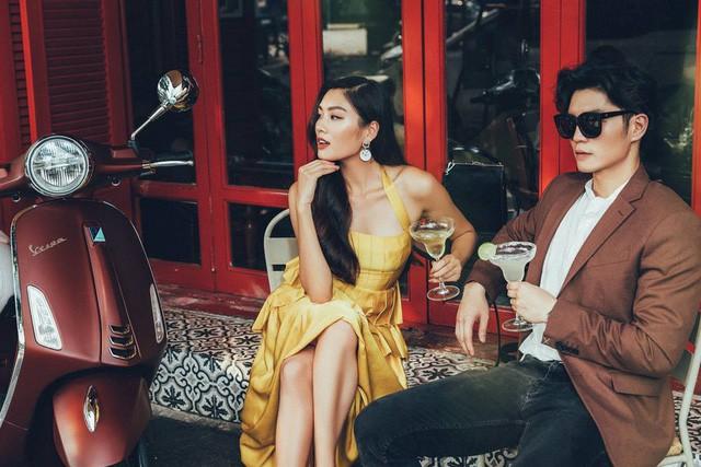 """Mix trang phục, phụ kiện sang và chất như cặp đôi hot girl – CEO """"cực phẩm"""" 28 tuổi - Ảnh 2."""