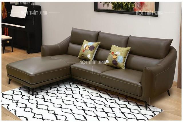 """Cách chọn ghế sofa góc đẹp """"chuẩn không cần chỉnh"""" từ chuyên gia - Ảnh 2."""