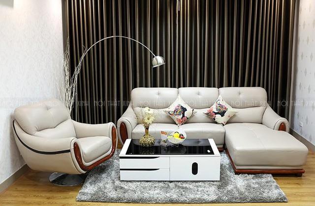 """Cách chọn ghế sofa góc đẹp """"chuẩn không cần chỉnh"""" từ chuyên gia - Ảnh 3."""