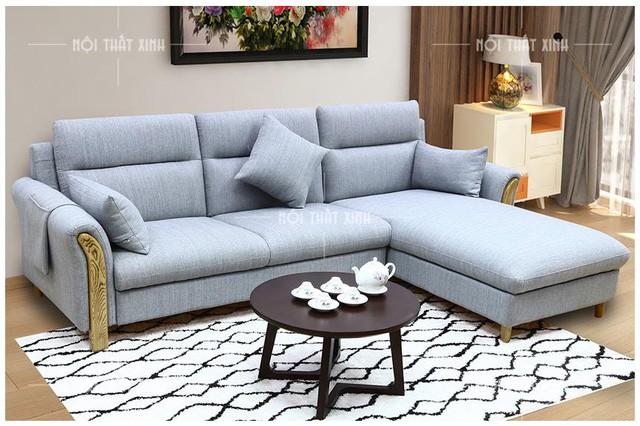 """Cách chọn ghế sofa góc đẹp """"chuẩn không cần chỉnh"""" từ chuyên gia - Ảnh 4."""