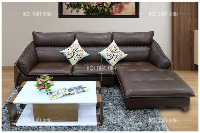 """Cách chọn ghế sofa góc đẹp """"chuẩn không cần chỉnh"""" từ chuyên gia - Ảnh 5."""