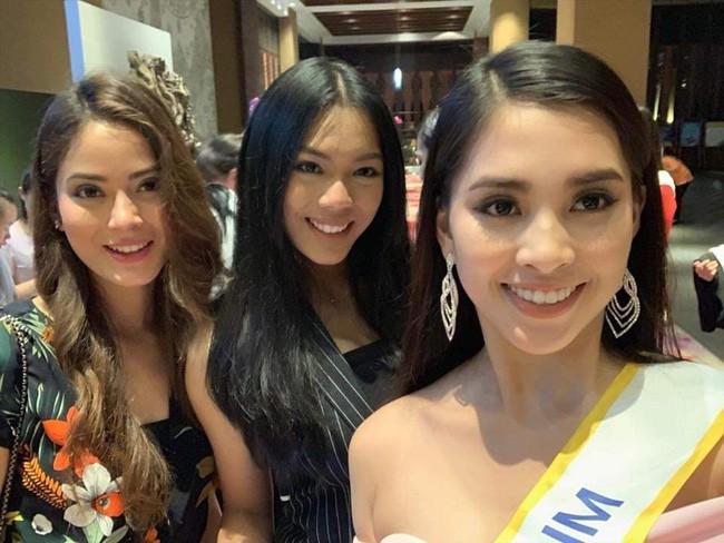 HH Tiểu Vy make up đẹp xuất sắc, lấn át cả dàn thí sinh quốc tế tại Miss World 2018 - Ảnh 1.