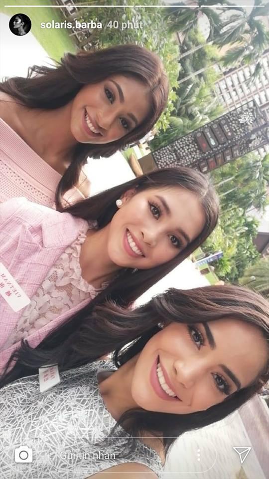 HH Tiểu Vy make up đẹp xuất sắc, lấn át cả dàn thí sinh quốc tế tại Miss World 2018 - Ảnh 6.