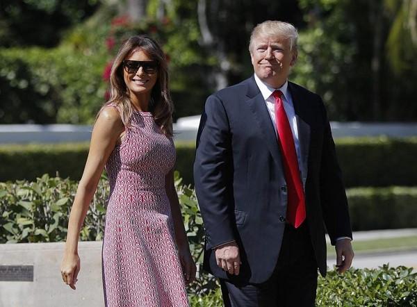Làm vợ là phải cá tính như bà Trump, luôn bảo vệ chồng nhưng cũng không ngại trả đũa khi cần - Ảnh 2.