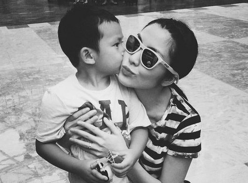 Một bà mẹ nổi tiếng và giàu có thuộc hàng đại gia như Tăng Thanh Hà thì nuôi con như thế nào? - Ảnh 3.
