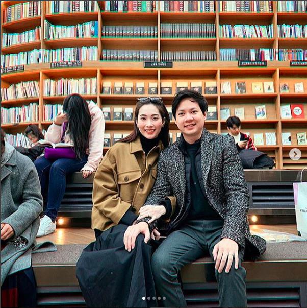 Hoa hậu Đặng Thu Thảo đăng ảnh ngọt ngào bên ông xã nhưng cách cô gọi chồng mới đáng chú ý - Ảnh 1.