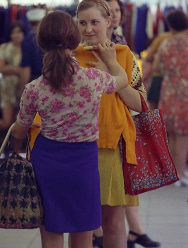 Bất ngờ về thời trang thanh lịch và gợi cảm của phụ nữ Liên Xô - Ảnh 14.