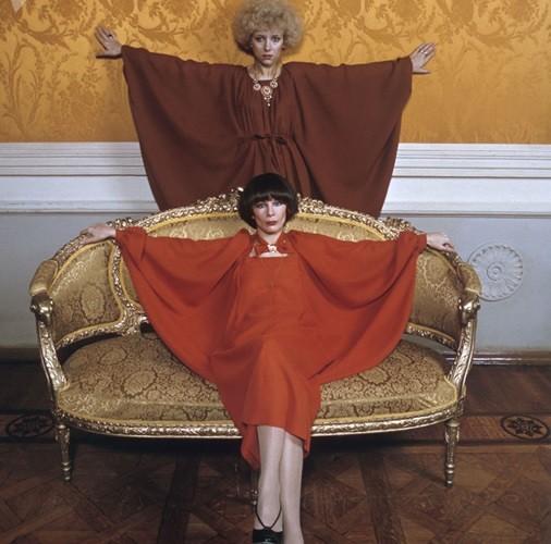 Bất ngờ về thời trang thanh lịch và gợi cảm của phụ nữ Liên Xô - Ảnh 5.