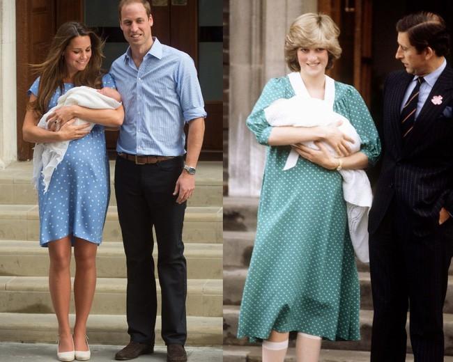 Nàng dâu tinh tế hiếm có chính là Công nương Kate: Thường xuyên bày tỏ lòng kính trọng mẹ chồng qua trang phục  - Ảnh 8.