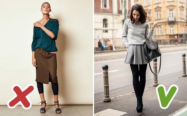 6 kiểu quần legging chị em cần loại ngay khỏi tủ nếu không muốn bị kém duyên trong mắt người khác - Ảnh 3.