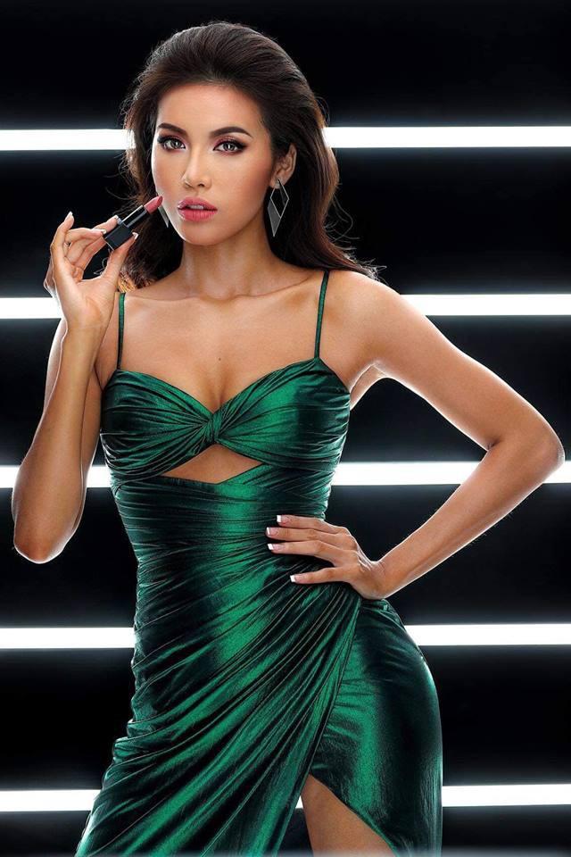 Mới có mấy ngày đến Miss Supranational 2018, Minh Tú chặt đẹp cả dàn thí sinh chỉ bằng kiểu đầm này - Ảnh 3.