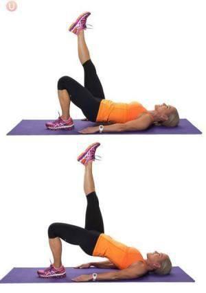 10 bài tập để giúp đốt cháy mỡ bụng cứng đầu của bạn trong chưa đầy một tháng - Ảnh 10.