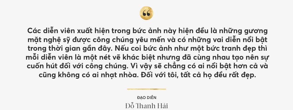 Thế hệ diễn viên mới của phim truyền hình Việt giờ Vàng: Không đụng hàng, không mờ nhạt, không trộn lẫn!  - Ảnh 1.