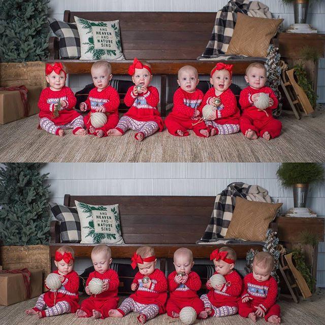 """Cuộc sống siêu bận rộn của gia đình sinh 6 em bé """"đẹp tựa thiên thần - Ảnh 11."""