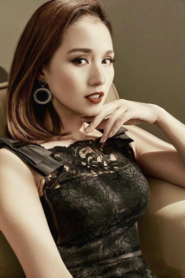 La Thanh Huyen xinh dep thi khoi phai ban, nhung co ai biet