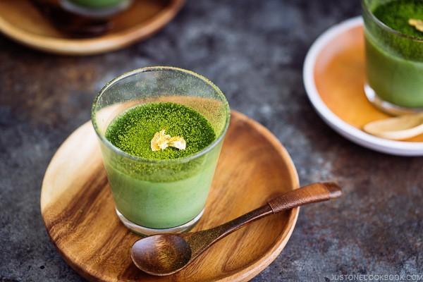 Panna cotta trà xanh - thanh nhẹ mà hấp dẫn không ngờ - Ảnh 9.