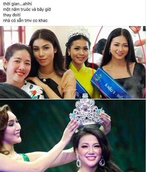 Xem ảnh Tân Hoa hậu Trái đất 2018 vừa đăng quang mới giật mình vì nhan sắc chỉ sau nửa năm đã thay đổi đến lạ kỳ! - Ảnh 10.