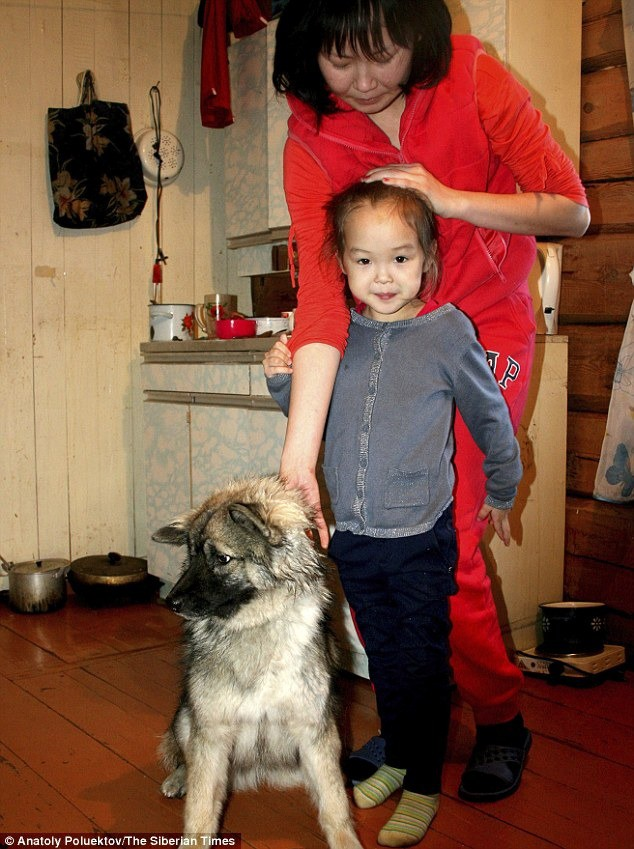 Âm thầm đi theo bố vào rừng rồi bị lạc, bé gái 4 tuổi sống sót trở về sau 12 ngày nhờ chú chó trung thành sưởi ấm mỗi đêm - Ảnh 1.