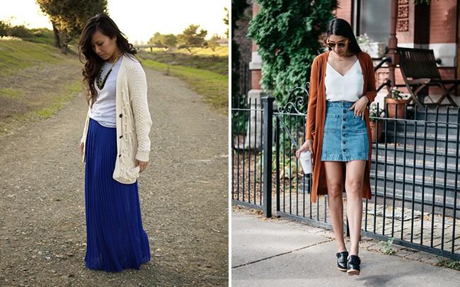 7 lỗi mặc cardigan tưởng đơn giản mà hầu hết các chị em đều hay mắc phải - Ảnh 4.