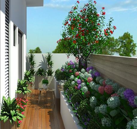 9 ý tưởng sử dụng vật liệu gỗ nhựa composite ngoài trời để cải tạo ngôi nhà bạn thành nơi đáng sống nhất hành tinh - Ảnh 1.