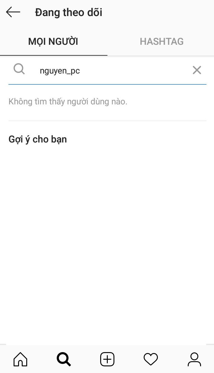 Sau khi lo danh tinh va bi don doan ve gia the, ban trai tin don cua Minh Hang tiep tuc co