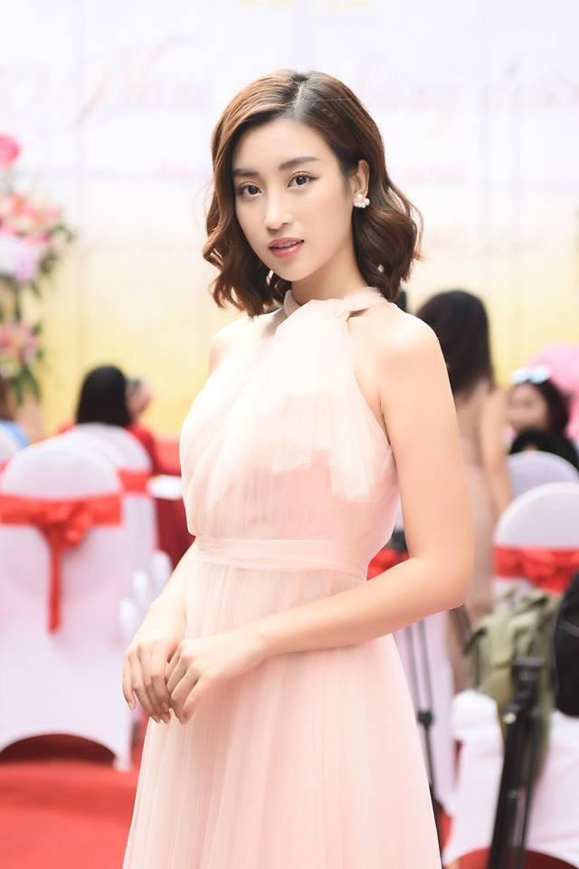 Hoa hậu Đỗ Mỹ Linh lần đầu tiết lộ về ý định lấy chồng - Ảnh 3.