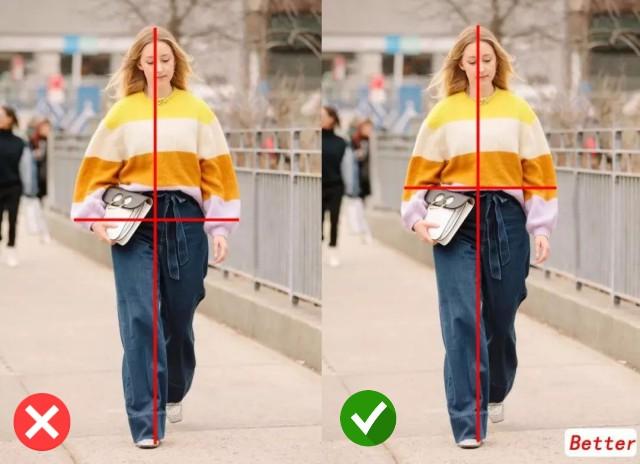 Áo len và quần ống rộng chính là chân ái của các nàng công sở trong thời tiết này  - Ảnh 4.