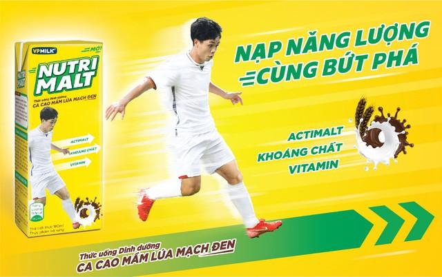 Nạp năng lượng cùng bứt phá với NUTRIMALT – Thức uống dinh dưỡng ca cao mầm lúa mạch đen - Ảnh 1.