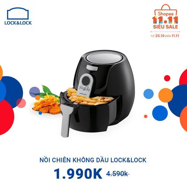 Bộ dao Lock & Lock giá sốc duy nhất tại Shopee chỉ 129k - Ảnh 1.