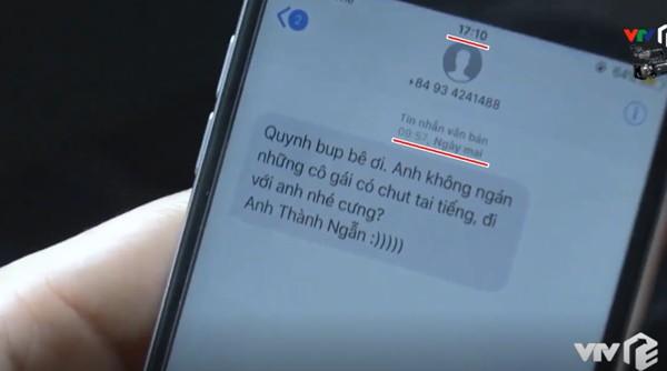 Thật thần kỳ: Quỳnh Búp Bê nhận được tin nhắn hẹn đi khách... đến từ tương lai - Ảnh 4.