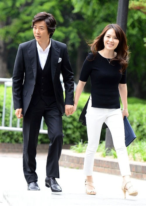 """Choi Soo Jong: San Hiếc của """"Mối tình đầu"""" ngày nào giờ đã U60 có cuộc sống hôn nhân viên mãn bên ngọc nữ xứ Hàn  - Ảnh 5."""