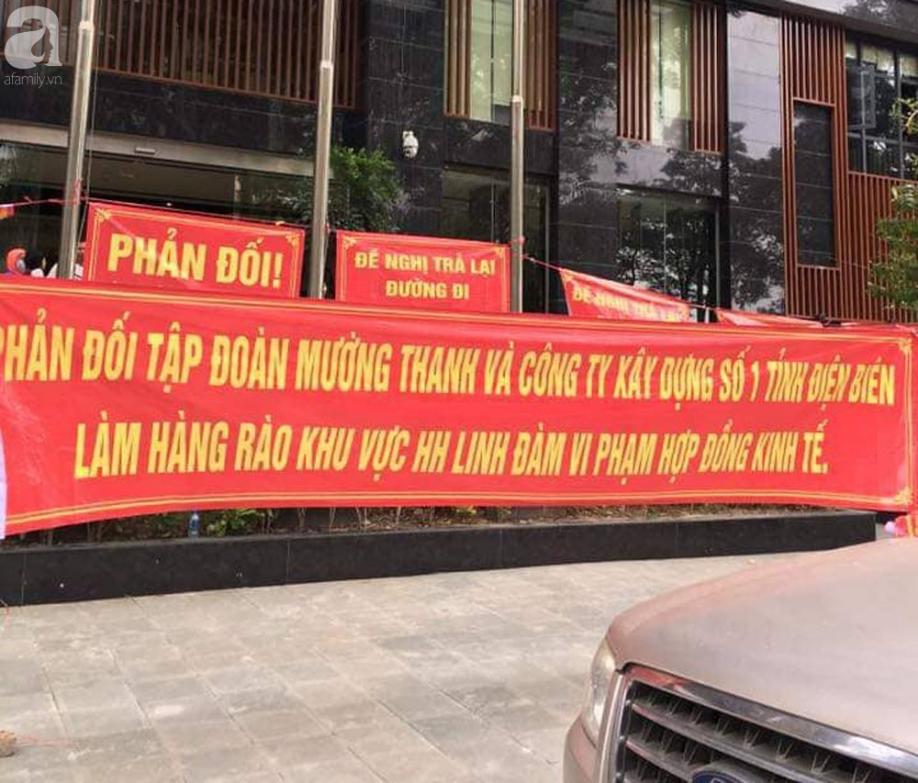Tranh cãi gay gắt giữa cư dân và nhóm ki-ốt kinh doanh tại chung cư HH Linh Đàm - Ảnh 5.
