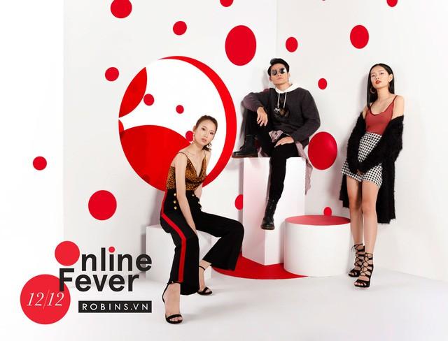 Săn sale giá sốc với hàng loạt món đồ thời trang đến từ ROBINS.VN- Chớp thời cơ săn sale giá sốc cho các tín đồ thời trang - Ảnh 4.