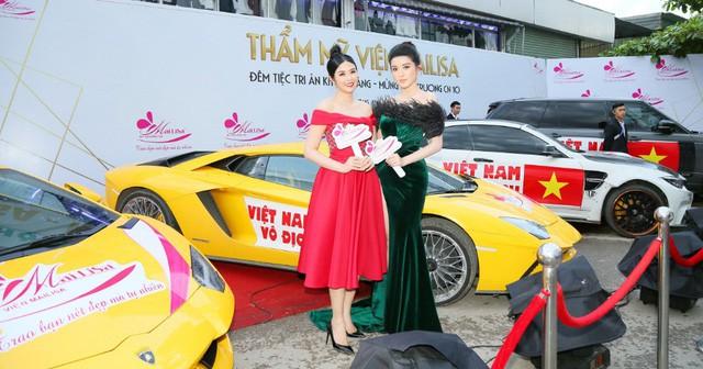 Bật mí sốc có 1-0-2 của dàn Hoa hậu Á hậu: Ngọc Hân, Huyền My… cổ vũ tuyển VN AFF Cup! - Ảnh 4.