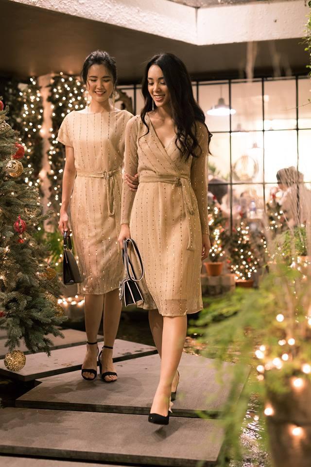 20 mẫu váy made in VietNam đẹp mê ly để các nàng thỏa sức shopping, làm điệu trước thềm Giáng sinh - Ảnh 17.