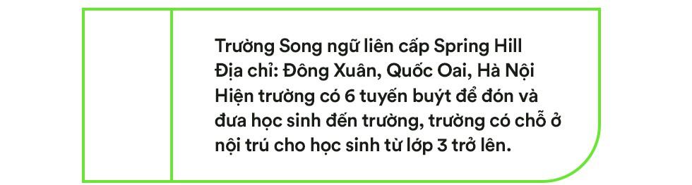 Ngôi trường đồi cách Hà Nội 40km, nơi con trẻ được thoải mái vẫy vùng và bỏ xuống gánh nặng điểm số - Ảnh 14.
