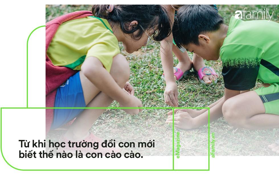 Ngôi trường đồi cách Hà Nội 40km, nơi con trẻ được thoải mái vẫy vùng và bỏ xuống gánh nặng điểm số - Ảnh 9.